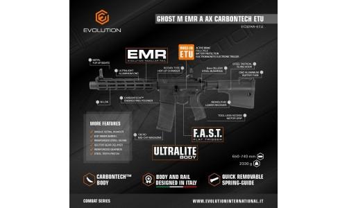 GHOST M EMR AX Carbontech™ ETU
