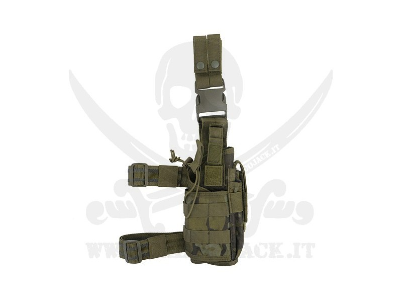 2-WAYS TACTICAL HOLSTER M-TROPIC