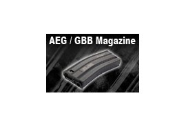 GAS/CO2 GBB GUNS MAG.