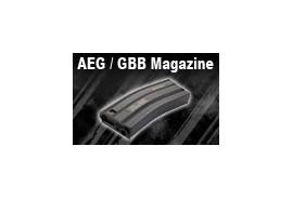 GAS/CO2 GBB GUNS