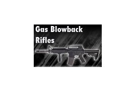 GAS/CO2 GBB GUNS