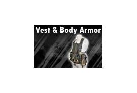 VEST & BODY ARMOR