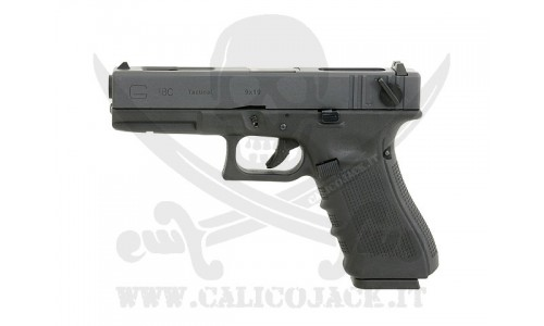 WE GLOCK G18C GAS/CO2