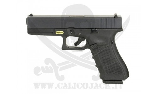 WE GLOCK G17 GEN.4 GAS/CO2