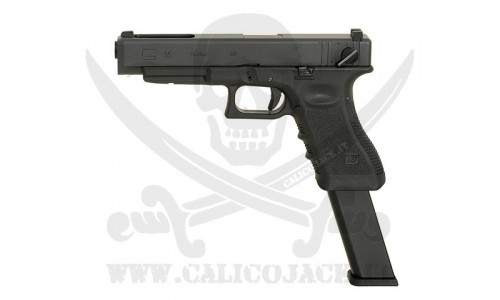 WE GLOCK G17 G18 GAS 50BB