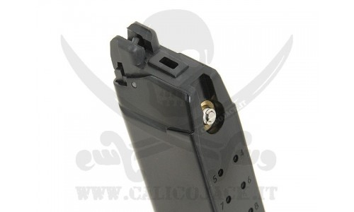 WE GLOCK G17 G18 CO2 25BB