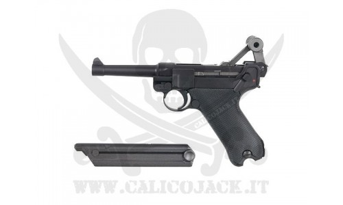 WE LUGER P08 GAS 15BB