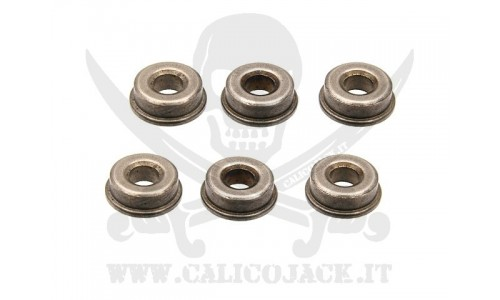 6MM METAL BUSHING SET