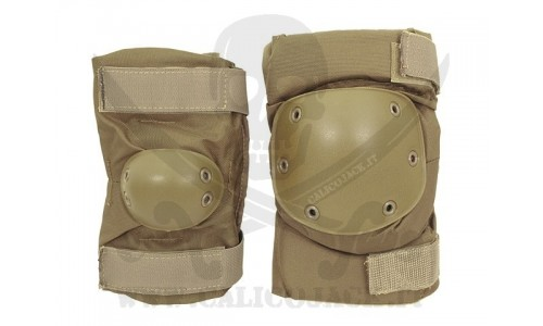 KNEE AND ELBOW PADS SET 2.0 COYOTE