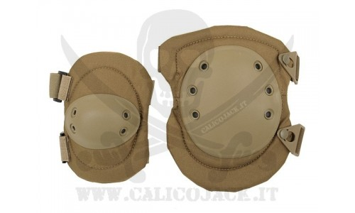 KNEE AND ELBOW PADS SET 1.0 COYOTE