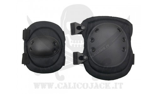 KNEE AND ELBOW PADS SET 1.0 BLACK