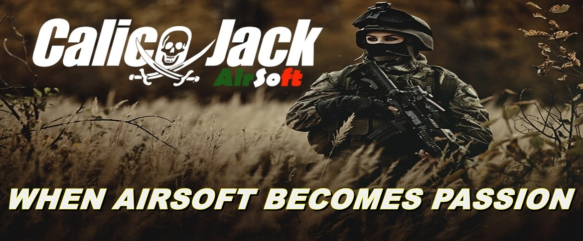 When AirSoft Becomes Passion